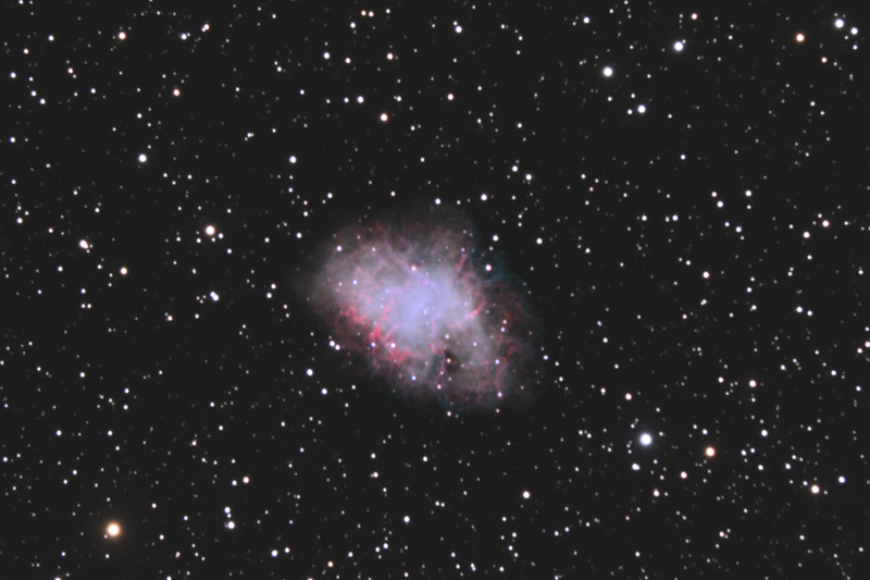 distance to the crab nebula - photo #12